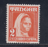 Tanger (1948/51 ) Nuovo senza Linguelle MNH Spain - Edifil 152 (2 CT)