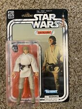 Hasbro Star Wars A New Hope Luke Skywalker 40th Anniversary The Black Series 6?