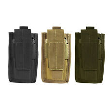 Every Day Carry Tactical MOLLE Single Pistol Magazine Carry Pouch