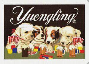 Yuengling Beer Pennsylvania Single Swap Playing Card - 1 card