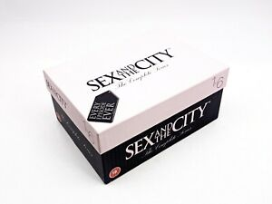 Sex And The City - Series 1-6 - Complete (DVD, 2005, Box Set) Every Episode Ever