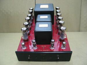 Cary CAD-280SA V12 Power Amplifier ( Jaguar Carnival Red )