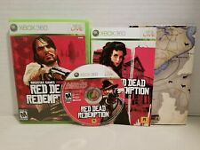 Red Dead Redemption - Xbox 360 Game - Complete with map