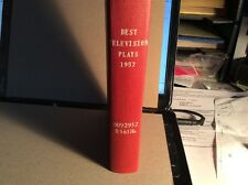 Best Television Plays 1957 First Edition