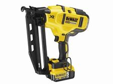DEWALT - DCN660P2 XR Brushless Second Fix Nailer 18 Volt 2 x 5.0Ah Li-Ion