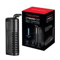 AQUATOP Submersible UV filter nano Aquarium Quarantine fish tank SPNANO-UV light