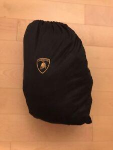Brand New Genuine Lamborghini Aventador Canvas Car Cover 470860636