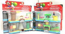 Nintendo Super Mario Bros U Micro Land Regular Full Collection(4 pks)-IDEAL GIFT