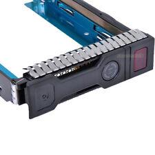 """For HP G8 G9 Gen8 651314-001 3.5"""" LFF SAS SATA HDD Tray Caddy 651320-001 DL380p"""