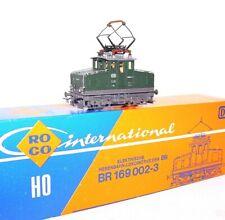 "Roco DC HO 1:87 Deutsche Bundesbahn BR 169 ""REGIONAL"" ELECTRIC LOCOMOTIVE MIB`78"