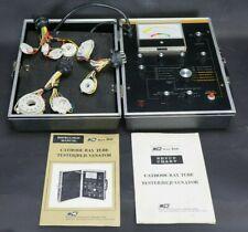 Vintage B&K Cathode Ray Tube Tester Model 466