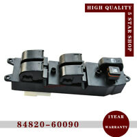 Window Control Switch 84820-60090 For Toyota 4Runner Camry Corolla Avalon 97-02