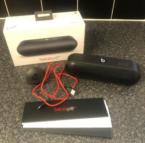 Apple Beats Pill + (plus) - Boxed - Black - Model No. A1680