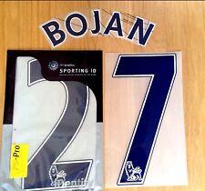 2015-16 Stoke City Home Shirt ROJAN #27 PS-Pro Sporting ID nom Nombre Set