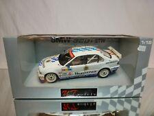 UT MODELS 1:18 - 39741 BMW 320I STW 1997 WINKELHOCK - EXCELLENT CONDITION IN BOX