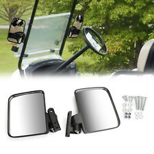 Golf Cart Side Mirrors Rear View Mirror Fits Club Car Fit For EZ-GO Yamaha FP T3