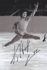 KATARINA WITT 2 Olympia Foto 20x30 orignal signiert IN PERSON Autogramm signed