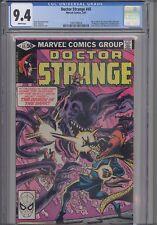 Doctor Strange #45 CGC 9.4  1981 Marvel Comic: New Frame