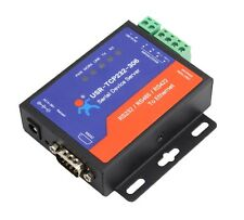 Serial RS232 RS485 RS422 to Ethernet LAN Server HttpD Client Converter Module