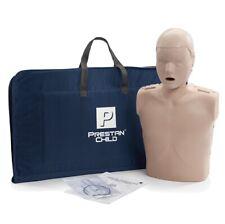 Prestan Child CPR Manikin CPR Monitor Medium Skin CPR AED Mannequin WITHOUT CASE