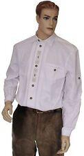 39-40 Herren-Trachtenhemden mit Kentkragen-Kragenart