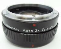 Albinar-ADG 2x Auto Tele-Converter for Pentax KR Autofocus Cameras / Lenses