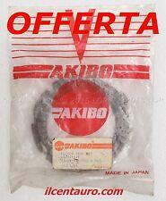 SERIE DISCHI FRIZIONE HONDA VF 400 F, AKIBO 440211 CLUTCH, R.O. 22201-KB4-000