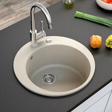 BERGSTROEM granito fregadero cocina desagüe lavadero 505 beige