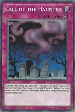 YU-GI-OH CARD: CALL OF THE HAUNTED - WIRA-EN057 1st EDITION