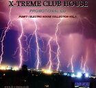 X-TREME CLUB HOUSE VOL 1 (ELCTRO/FUNKY) DJ MIX CD