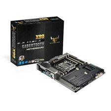 Placa base ATX ASUS X99 SABERTOOTH Socket 2011 - V3 con Accesorios