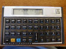 HP 11C Calculator Vintage US 1982