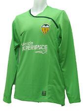 Nuevo Nike Valencia Club De Fútbol Portero Gk Camisa Verde Hecho en Moroco XXL