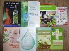 Bücherpaket Heilpflanzen, Naturheilmittel, Haut. Peter Ekl, Maria Treben