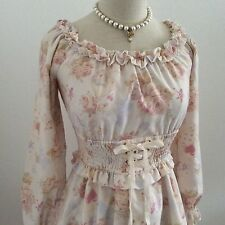 LIZ LISA Dress 14th Anniversary wonderland Kawaii Japan Gyaru Fashion #13297
