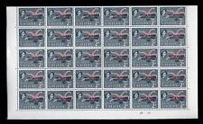 TRISTAN DA CUNHA 1963 STARFISH COMPLETE SHEET 60 stamps
