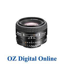 Nikon Nikkor AF 50mm 50 f/1.4 D F1.4 D Lens 1 Yr Au Wty