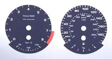 Lockwood BMW 3-Series E90 Alpina BLUE Dial Conversion Kit C739