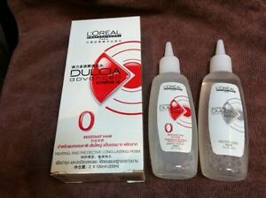 L'OREAL PARIS DULCIA ADVANCED IONENE G RESISTANT HAIR PERM LOTION 0