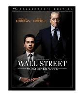Wall Street: Money Never Sleeps (Blu-ray Disc, 2010, 2-Disc Set, Includes...
