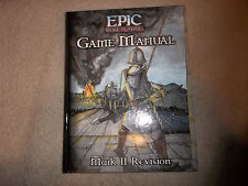 Epic Roleplaying Rpg Core Rulebook Mark 2 rev