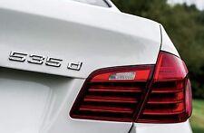 Bmw neuf origine F10 F11 série 5 535d trunk badge emblème logo 7219550