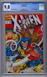 X-MEN #4 CGC 9.8 1ST APP OMEGA RED