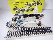 Märklin 5117 elektr. M-Gleis Weichenpaar Spur H0