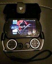 Modded PSP Go Fully Loaded!!!