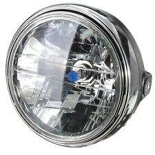 """7"""" Halogen Motorrad Scheinwerfer Lampe Licht for YAMAHA XJR400 XJR1200 XJR1300"""