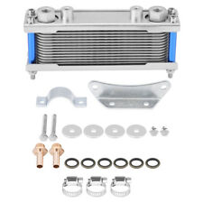 Universal Oil Cooler Radiator 50-200CC For Pit Bike Motorcycle Engine Upgraded
