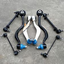 For BMW E32 735i 740i 750i 840Ci Suspension Control Arms Bar Link Tie Rod 8PCS