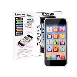 Babytelefon Kleinkinder Smartphone Spielzeughandy Pädagogisches Lernen Toys