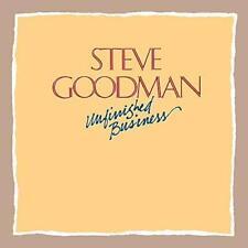 Steve Goodman - Unfinished Business (NEW CD)